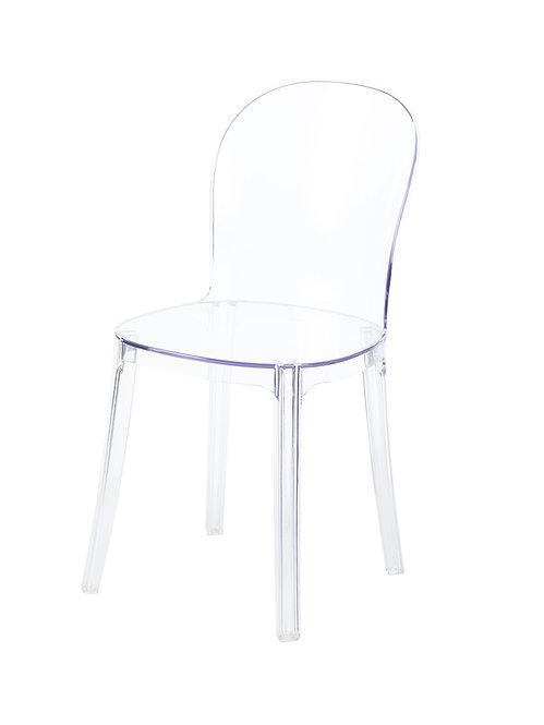 Hollywood Chair - Clear