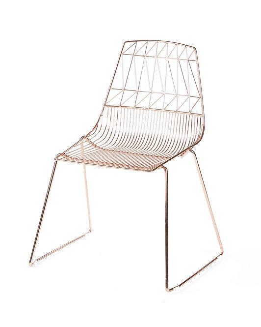 Arrowe Chair - Copper