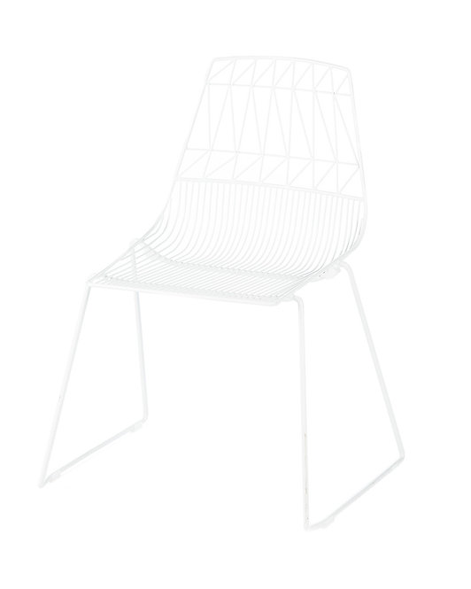Arrowe Chair - White