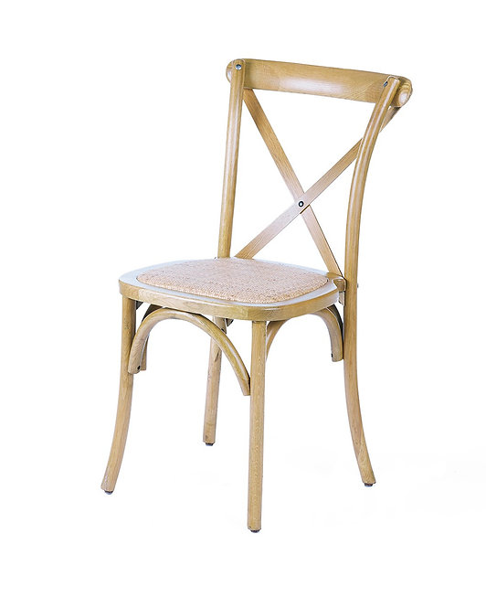Hamptons Cross Back Chair