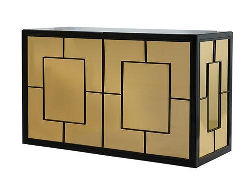 Gatsby Bar - Black Frame