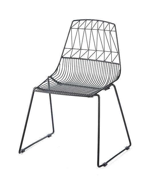 Arrowe Chair - Black
