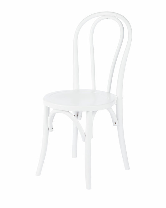 Bentwood Chair - Matte White