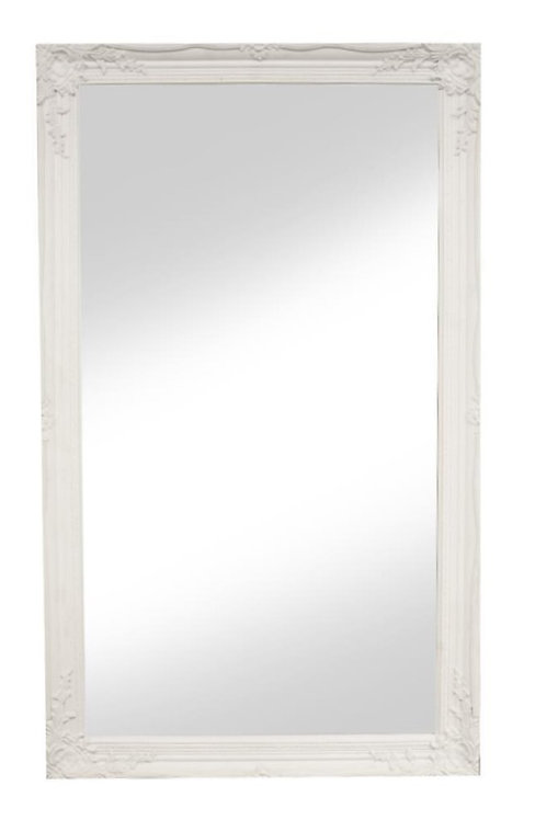 French White Mirror