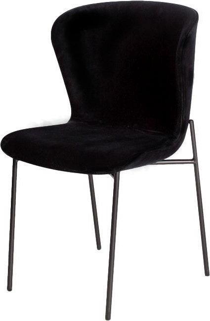 Athena Velvet Dining Chair