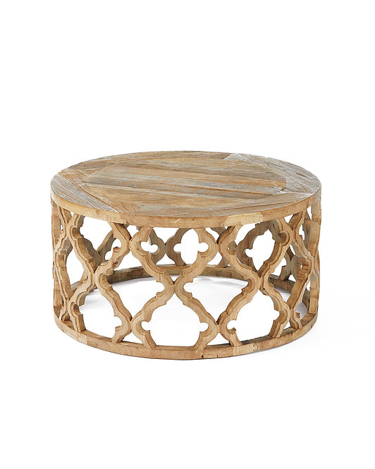 Hamptons Lattice Coffee Table