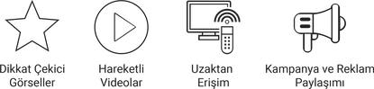karşılama kanalı icons