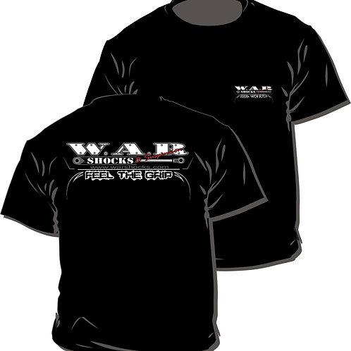WAR Shocks Tee Shirt - Black