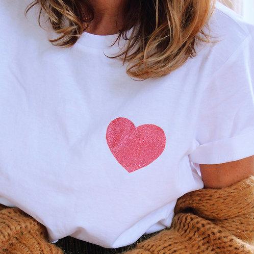 Tee-shirt Heart