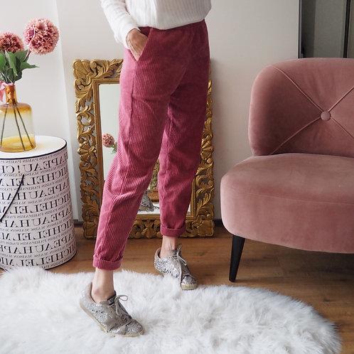Pantalon Marlon Rose Poudré