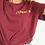 Thumbnail: Tee-shirt Love Bordeaux