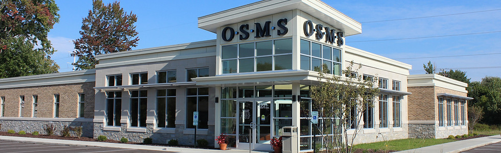 OSMS Illuminated Channel Letters