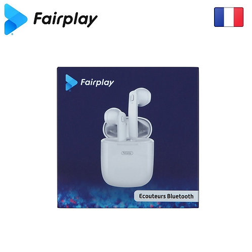 FAIRPLAY DARCY Ecouteurs Bluetooth TWS