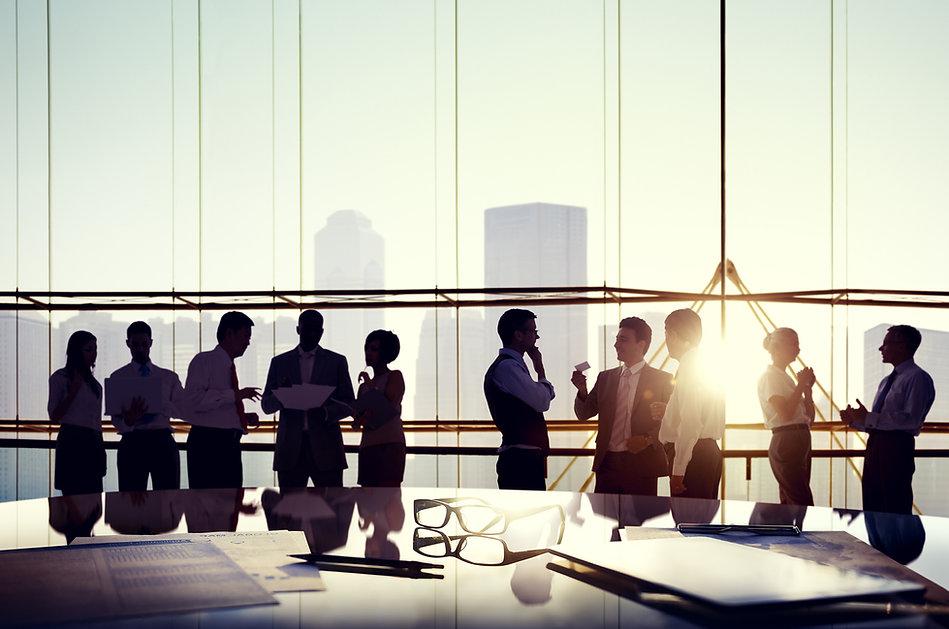 Services professionnels en gestion et en leadership