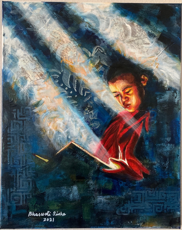 Enlightened Monk