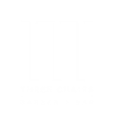 Three chairs logo white.png
