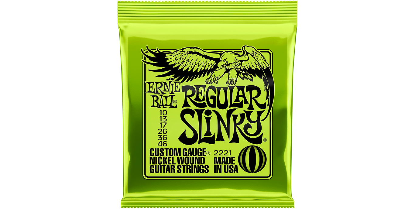 Ernie Ball Electric - $5.49