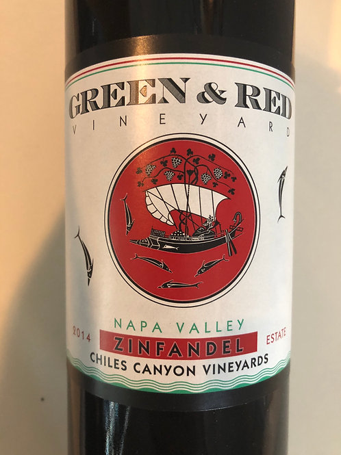 Green & Red Zin