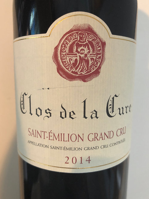 Clos de la Cure Bordeaux Blend