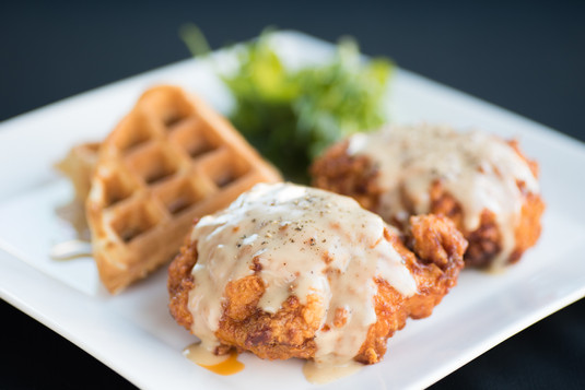 Hot Chicken & Waffles