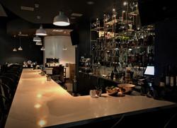 The bar at AhSo