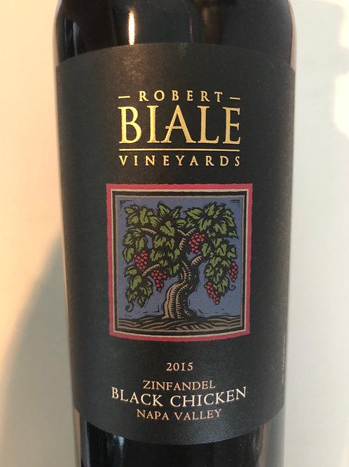 Biale Black Chicken Zinfandel