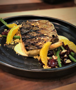 Grilled Mountain Trout