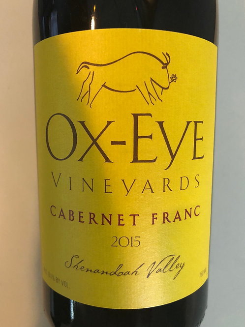 Ox-Eye Cab Franc