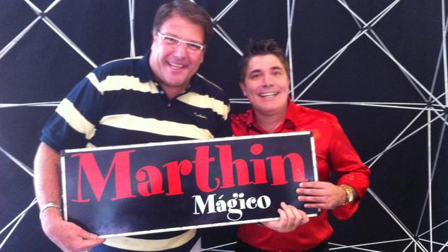 Marthin e Faccioli