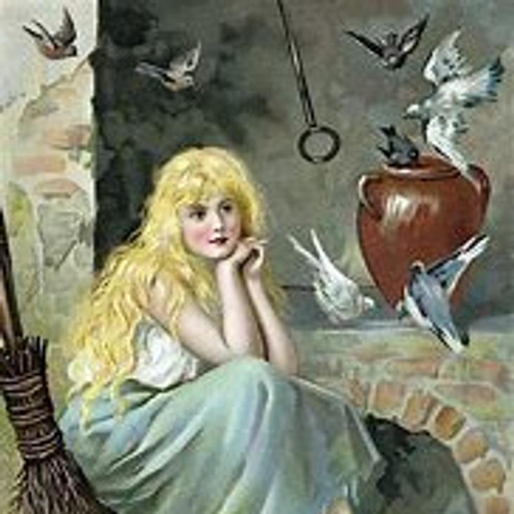 Cinderella by Michele L. Vaca