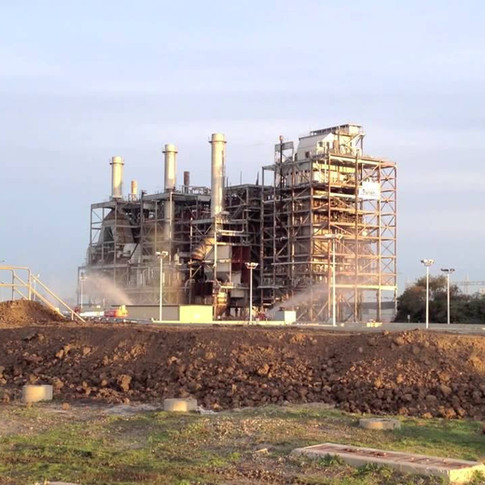 South Bay Power Plant Implosion