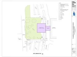 LVI Envir. Serv Site Log. Plan