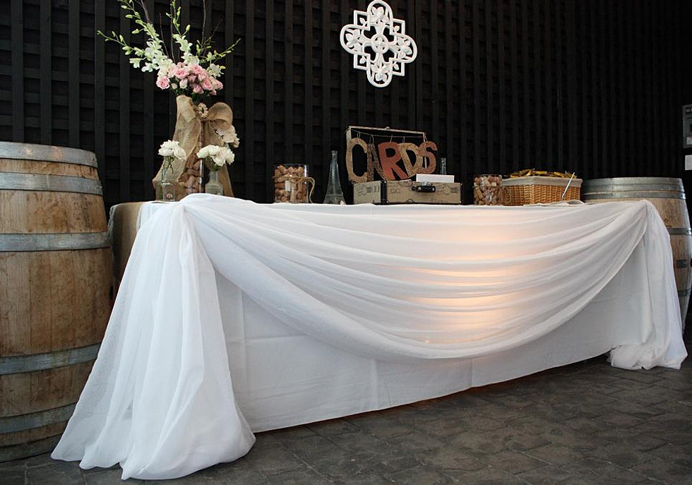 Nice Wedding Decor Packages