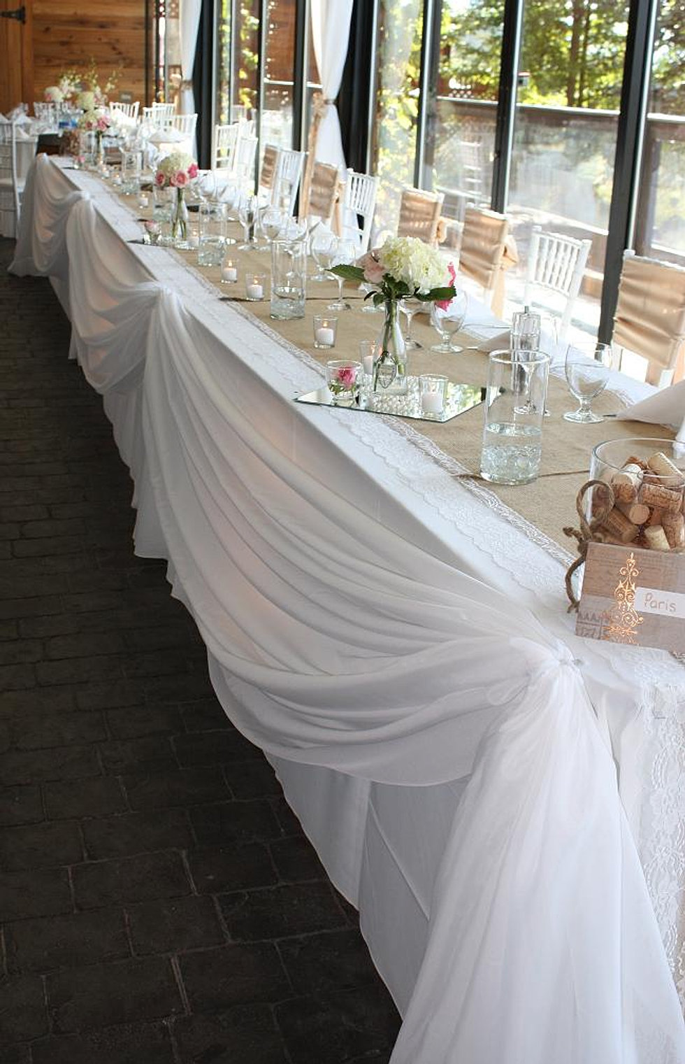 Impressions weddings events decor packages all packages are completely customizable junglespirit Gallery