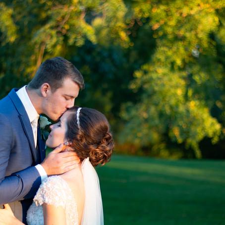 Amelia and James Wedding