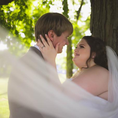 Sarah and Jeremy   OH Wedding 