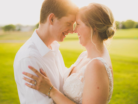 Michelle and Sasha | Ohio Wedding|