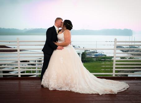 Jessica and Billy Cox Wedding