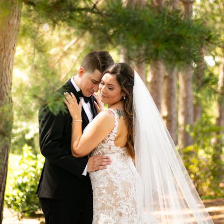 Jasmine and Antonio Wedding Day