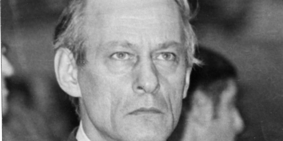 (2019) Conférence: René Lévesque : l'homme derrière le politique
