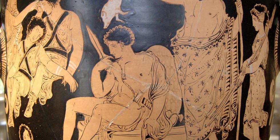 2021 (Cours) - De la mythologie à la raison: l'Orestie d'Eschyle
