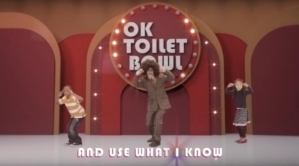 Ok Toilet Bowl