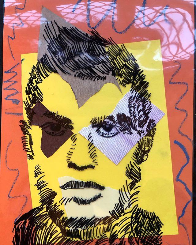 Think Warhol would be proud ! _#warhol #