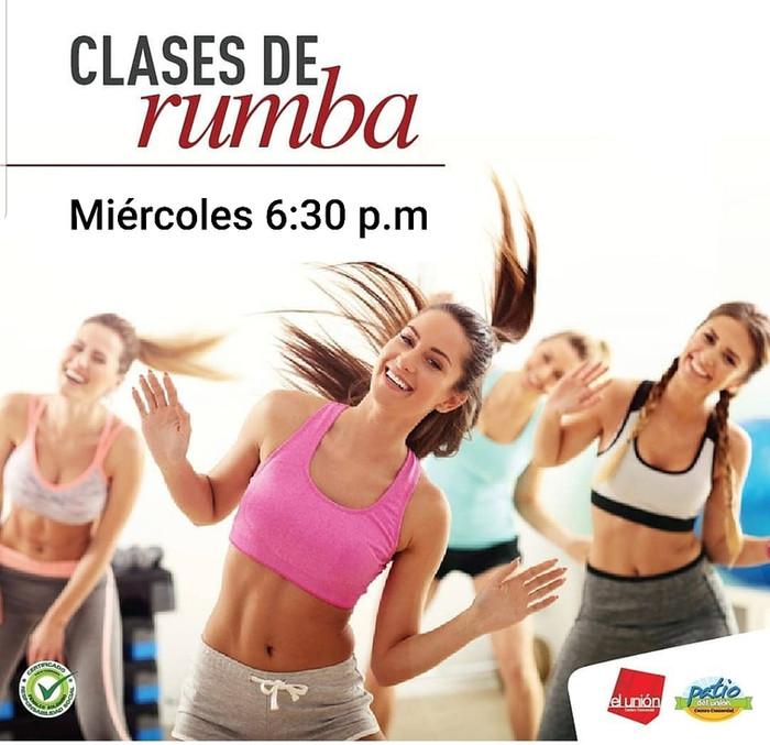 Clases de Rumba - Miércoles 6:30 PM