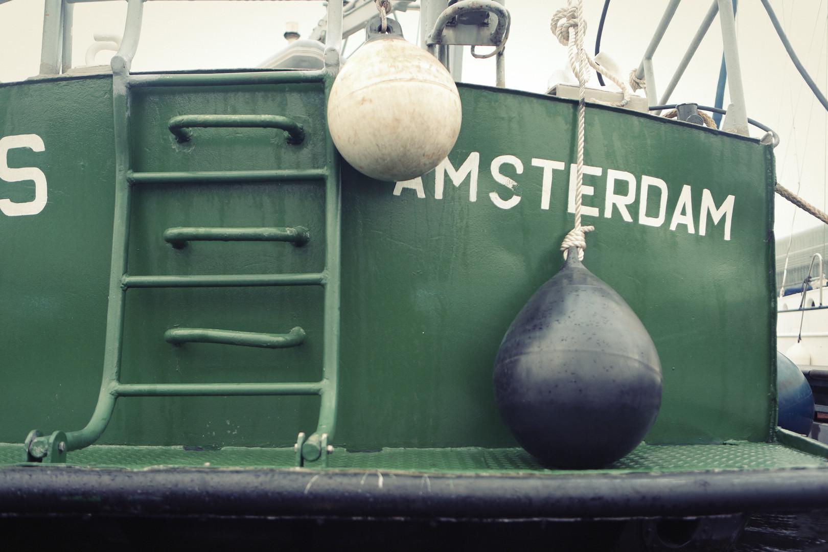 boya de Ámsterdam