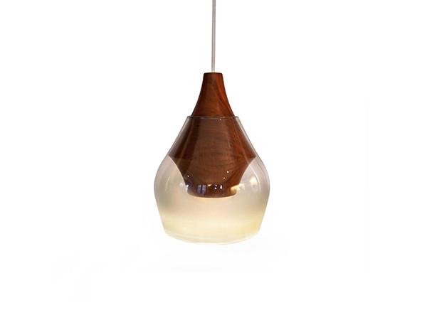 Nutmeg Lamp