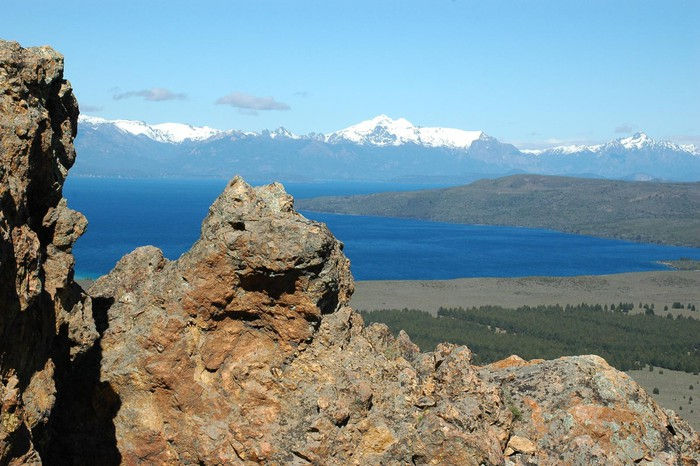 Cerro Villegas - Estepa Patagónica
