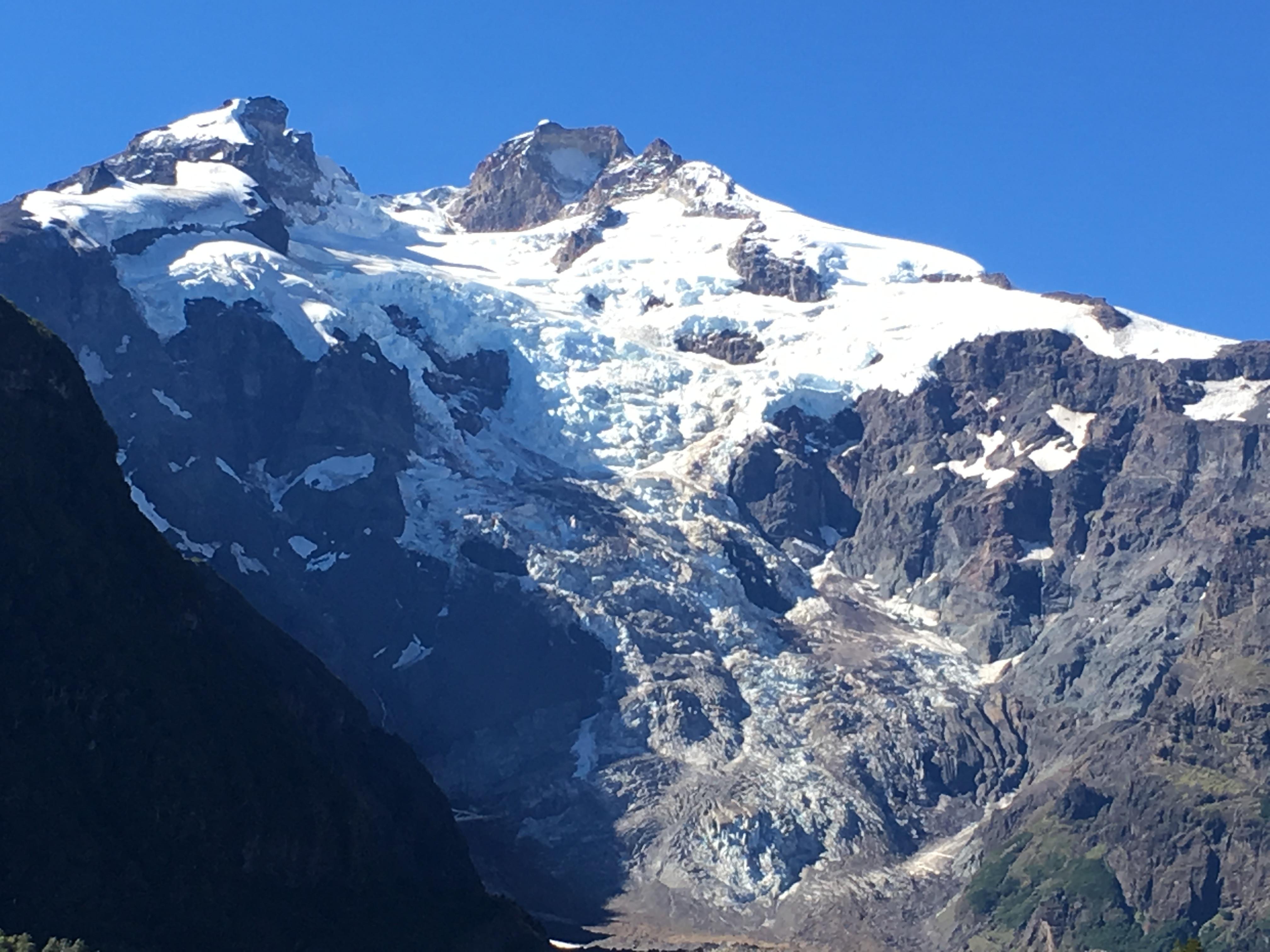 Cruce de los Andes por Paso Vuriloche