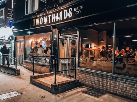 Two Thirds Beer Co