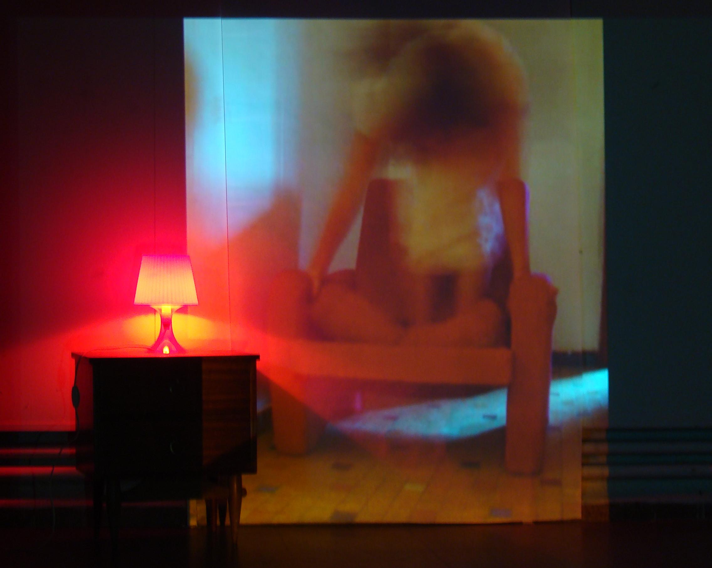 Le fauteuil rouge / Julie Mathieu